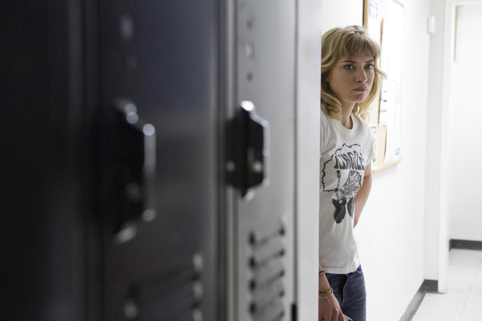 Imogen Poots as Julia Bonet in