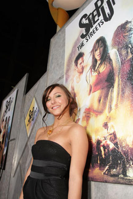 Actress Briana Evigan at the L.A. premiere of
