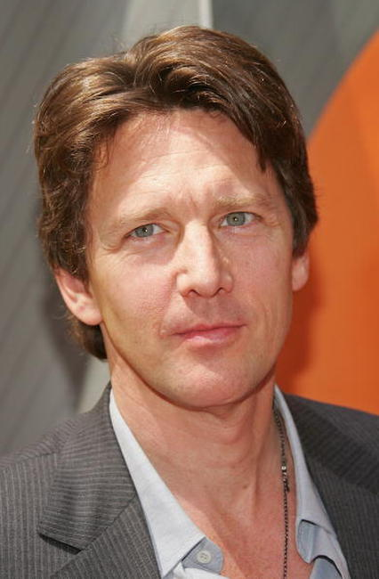 Andrew McCarthy at the NBC Upfronts at Radio City Music Hall.