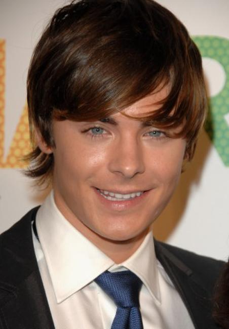 Zac Efron at the Madrid premiere of