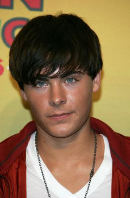 Zac Efron at the 8th Annual Teen Choice Awards.