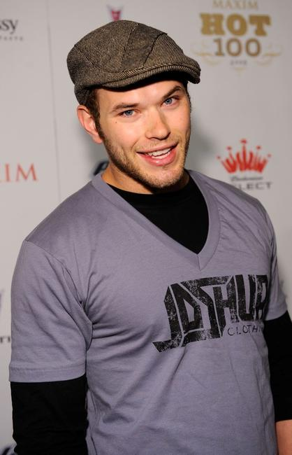 Kellan Lutz at the Maxim's 2008 Hot 100 Party.