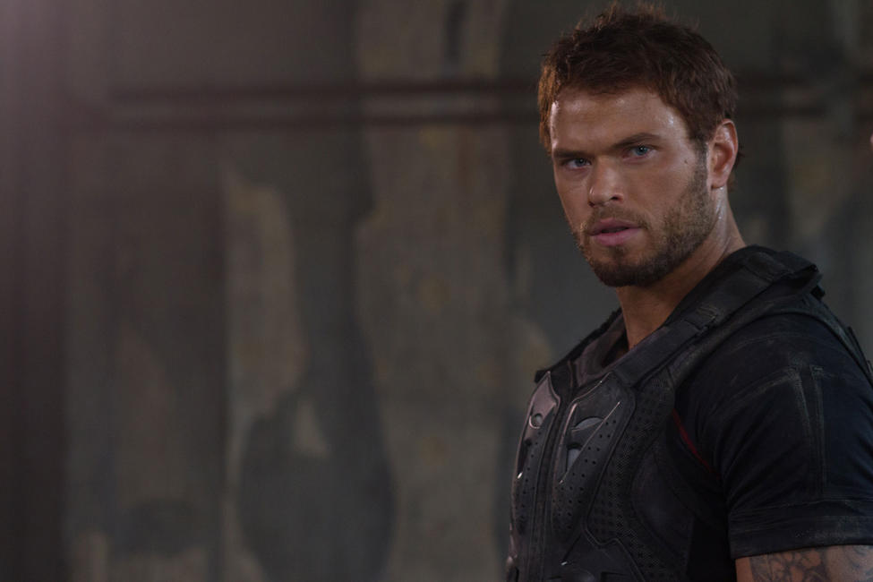 Kellan Lutz as John Smilee in