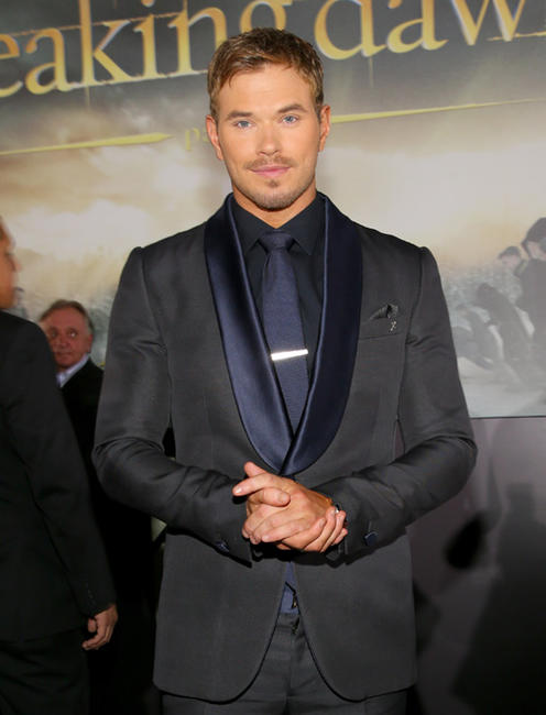Kellan Lutz at the California premiere of