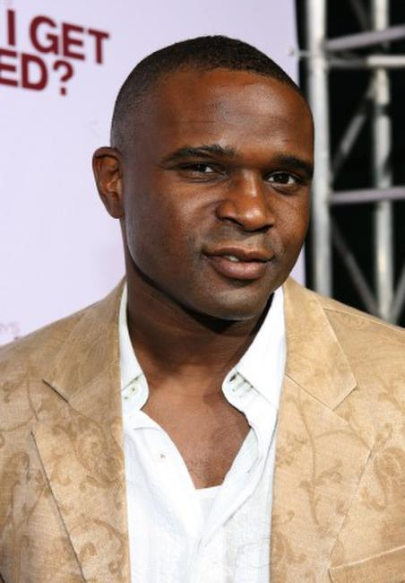 Darius McCrary at the Los Angeles premiere of