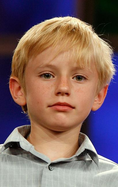 Nathan Gamble at the 2006 Summer Television Critics Association Press Tour.