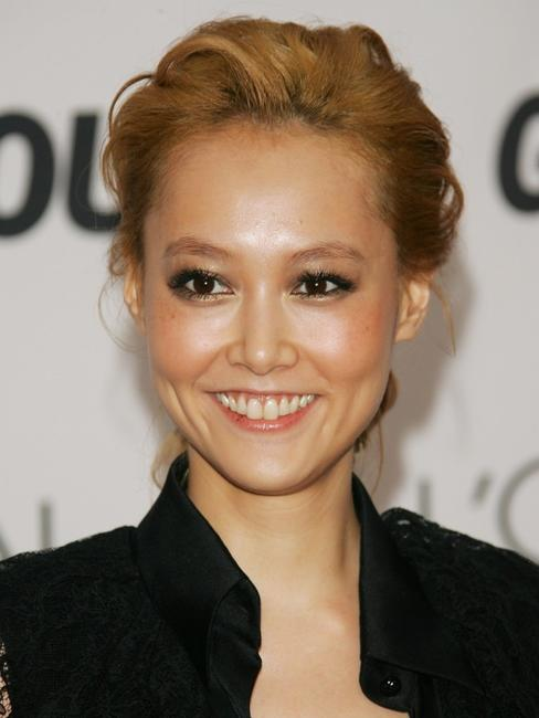 Rinko Kikuchi at the Glamour Magazine's Glamour Women Of The Year Awards 2006.