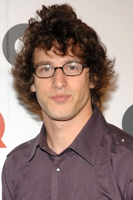 Andy Samberg at the GQ Magazine's 50th Year Celebration party.
