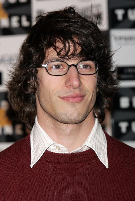 Andy Samberg at the after party of the N.Y. premiere of