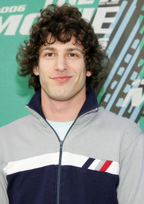 Andy Samberg at the 2006 MTV Movie Awards in Culver City.