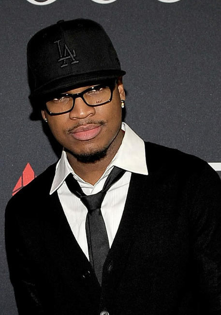 Ne-Yo at the Gucci and RocNation Pre-GRAMMY Brunch in California.