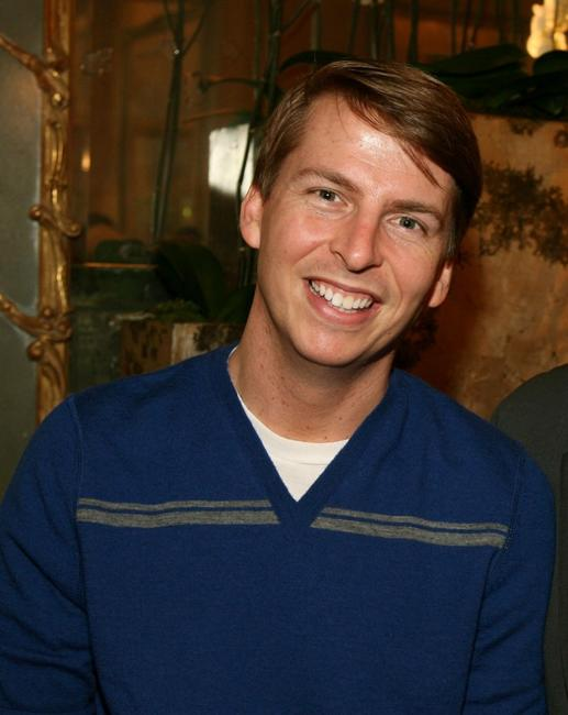 Jack McBrayer at the 8th Annual AFI Awards cocktail reception.