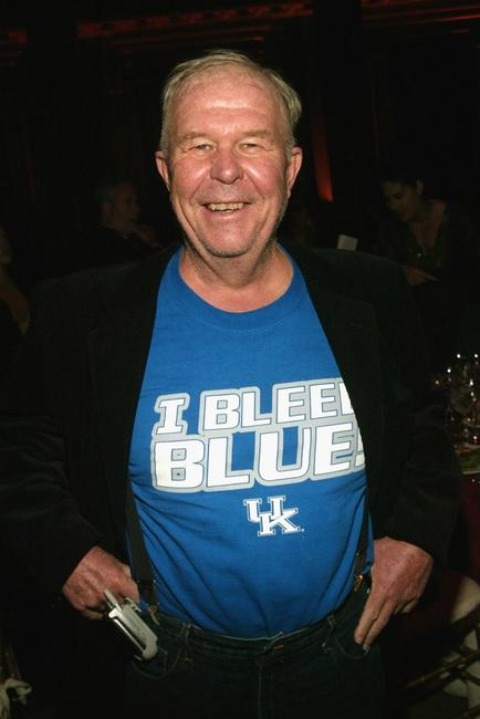 Ned Beatty at the YouthAIDS Annual Benefit Gala 2003.