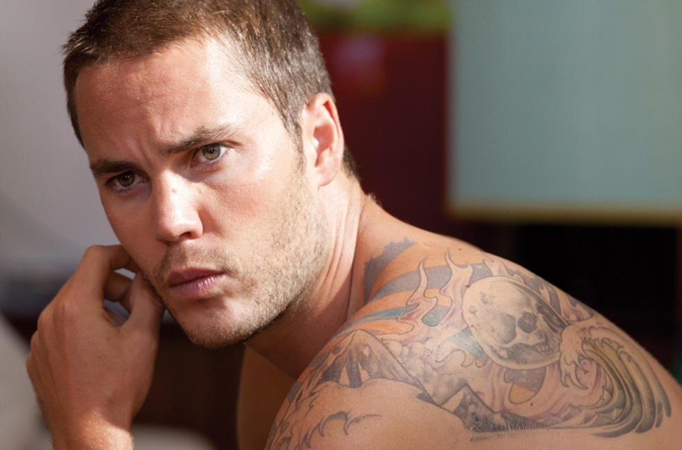 Taylor Kitsch in