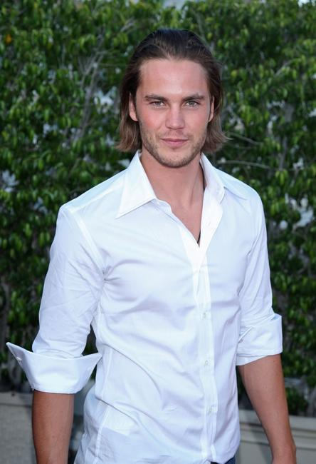 Taylor Kitsch at the NBC All-Star Party during the 2007 Summer Television Critics Association Press Tour.