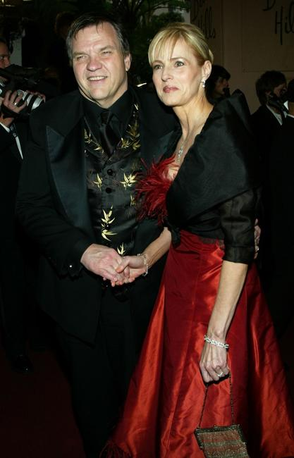 Meat Loaf and guest at the 15th Annual