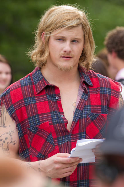 Alexander Ludwig as Braden in