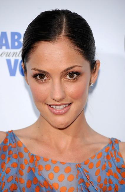 Minka Kelly at the California premiere of