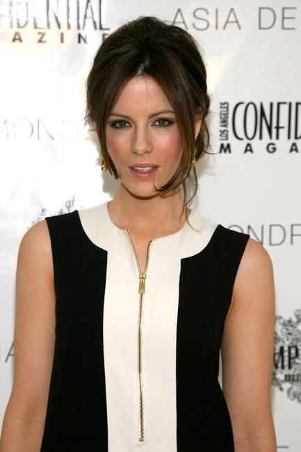 Kate Beckinsale at the 14th annual Screen Actors Guild awards.