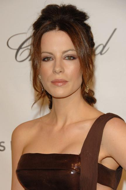 Kate Beckinsale at the 16th Annual Elton John AIDS Foundation Academy Awards viewing party.