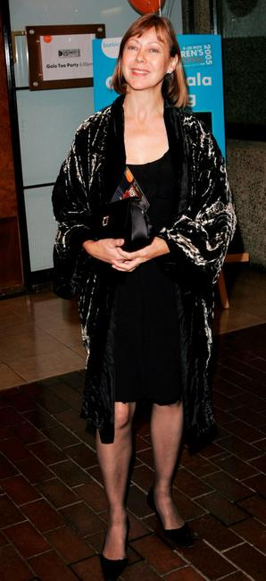 Jenny Agutter at the screening of