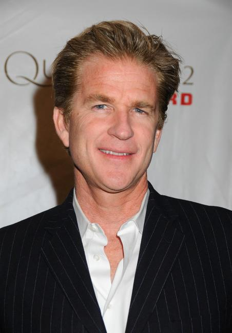 Matthew Modine at the Los Angeles premiere of