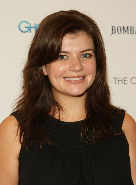 Casey Wilson at the Cinema Society & Brooks Brothers Host A Screening of