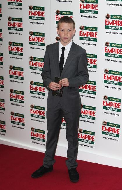 Will Poulter at the Jameson Empire Awards 2009.