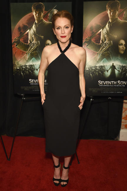 Julianne Moore at the New York special screening of