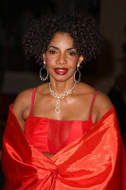 Melba Moore at the 2009 Broadcasters Foundation of America Golden Mike benefit gala.