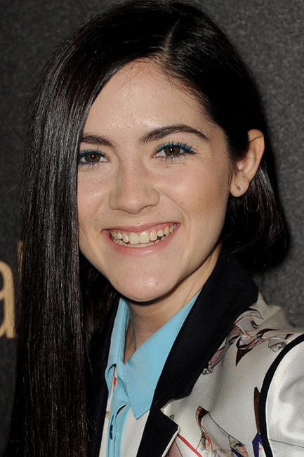 Actress Isabelle Fuhrman at the Hollywood Foreign Press Association's and In Style's celebration of the 2013 Golden Globes Awards Season in Hollywood.