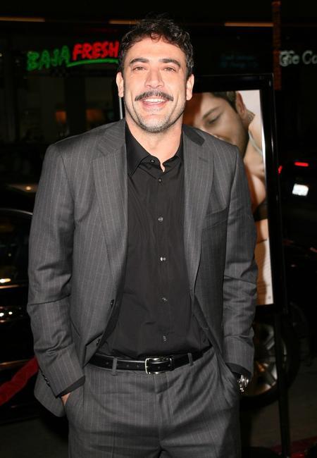 Jeffrey Dean Morgan at the premiere of
