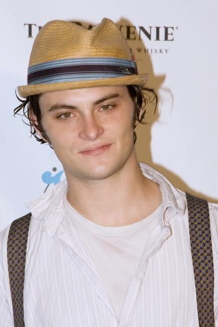 Shiloh Fernandez at the Bluhammock Music's 2nd Annual Blu Party and Fundraiser.