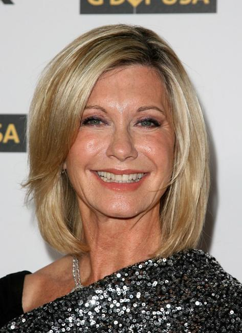 Olivia Newton-John at the Australia Week 2010 Black Tie Gala.