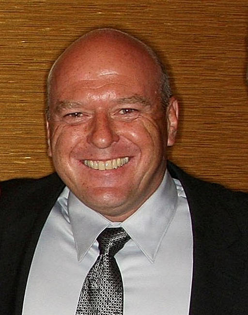 Dean Norris at the 25th Annual Television Critics Association Awards in California.