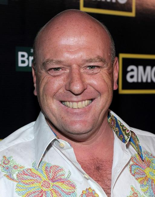 Dean Norris at the premiere of