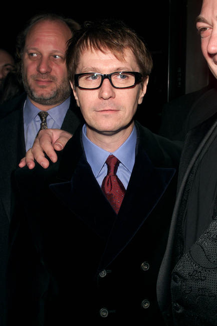 Gary Oldman at the New York premiere of