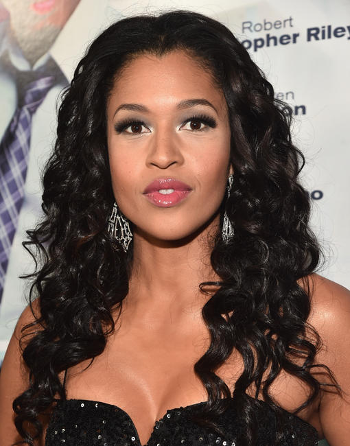 Kali Hawk at the California premiere of