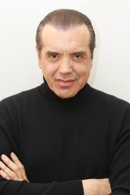 Chazz Palminteri at the press day of
