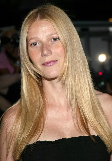 Gwyneth Paltrow at the special screening of