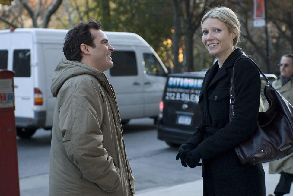 Joaquin Phoenix and Gwyneth Paltrow in