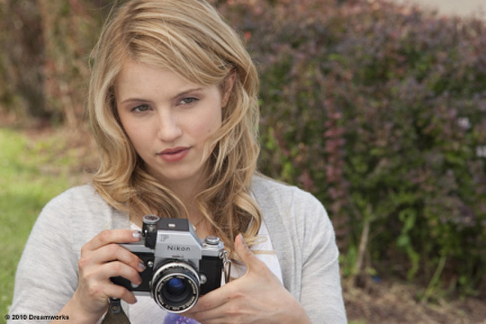 Dianna Agron as Sarah in ``I Am Number Four.''