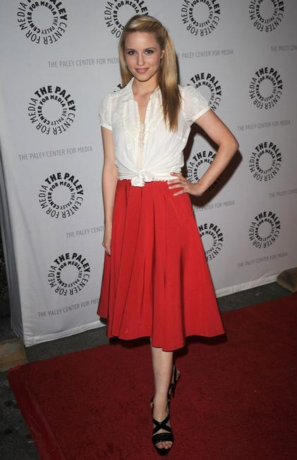 Dianna Agron at the 27th Annual PaleyFest Presents