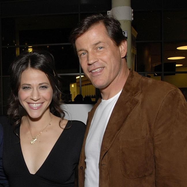Jackie Tohn and Michael Pare at the 2007 Hollywood Film Festival premiere of