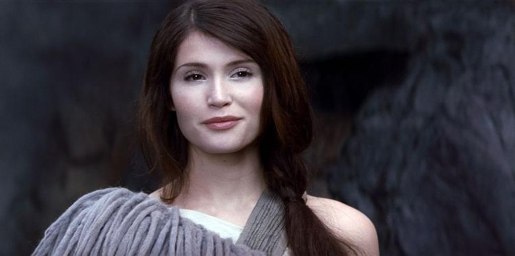 Gemma Arterton as Io in