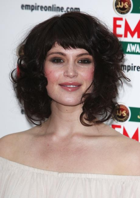 Gemma Arterton at the Jameson Empire Awards 2009.