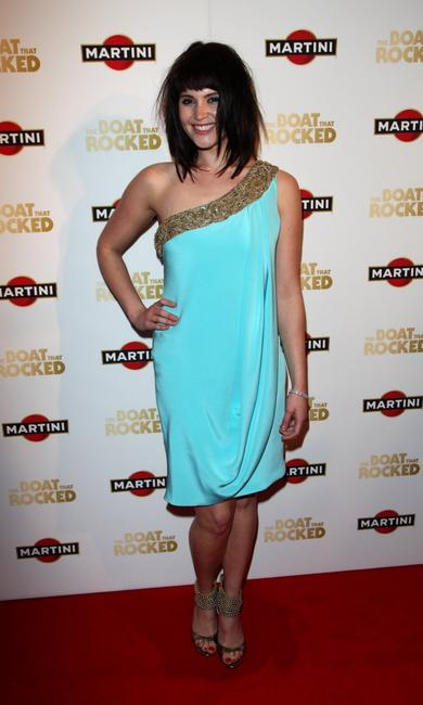 Gemma Arterton at the premiere party of