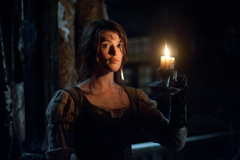 Gemma Arterton as Gretel in