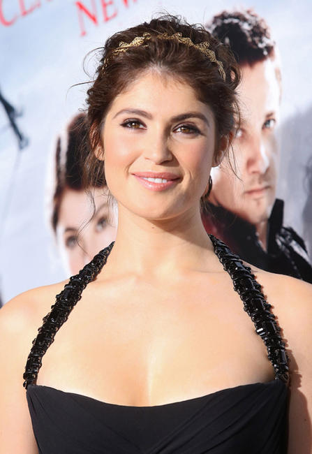 Gemma Arterton at the California premiere of