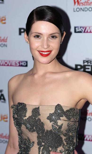 Gemma Arterton at the World premiere of